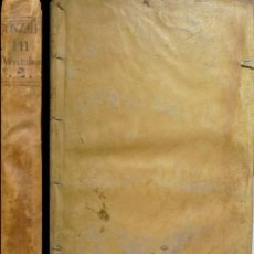 Libros antiguos: GONZÁLEZ TÉLLEZ, M. COMMENTARIA IN QUINQUE LIBRORUM DECRETALIUM GREGORII IX. TOMUS II. 1756.. Lote 278394228