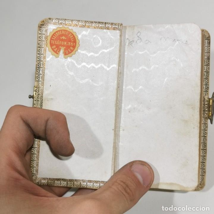 Libros antiguos: RAMILLETE DEL CRISTIANO O PRÁCTICA MANUAL DE LAS OBLIGACIONES MÁS INDISPENSABLES - 1922 - EN NÁCAR - Foto 4 - 278405203