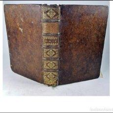 Libros antiguos: AÑO 1705: EL NUEVO TESTAMENTO. LIBRO DE 316 AÑOS DE ANTIGÜEDAD. 20 CM.. Lote 278826563