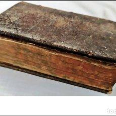 Libros antiguos: AÑO 1702: LIBRO DE 320 AÑOS DE LUIS DE LA PUENTE, DE VALLADOLID. SIGLO XVIII.. Lote 295482563