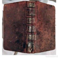 Libros antiguos: AÑO 1716: LIBRO DEL SIGLO XVIII DE + DE 300 AÑOS. CON EX-LIBRIS MANUSCRITO DE LA ÉPOCA. BOURDALOE.. Lote 295485183