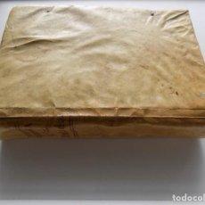 Libros antiguos: LIBRERIA GHOTICA. EDICIÓN EN PERGAMINO DE FRANCISCO LARRAGA. PRONTUARIO DE TEOLOGIA MORAL. 1819. Lote 283879403