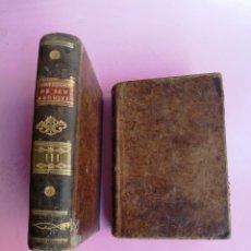 Libros antiguos: 1793. LAS CONFESIONES DE SAN AGUSTÍN 2 TOMOS. Lote 283899098