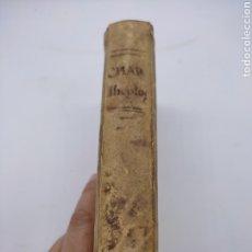Libros antiguos: COMPENDIUM THEOLOGIA UNIVERSAL 1789. Lote 285423943
