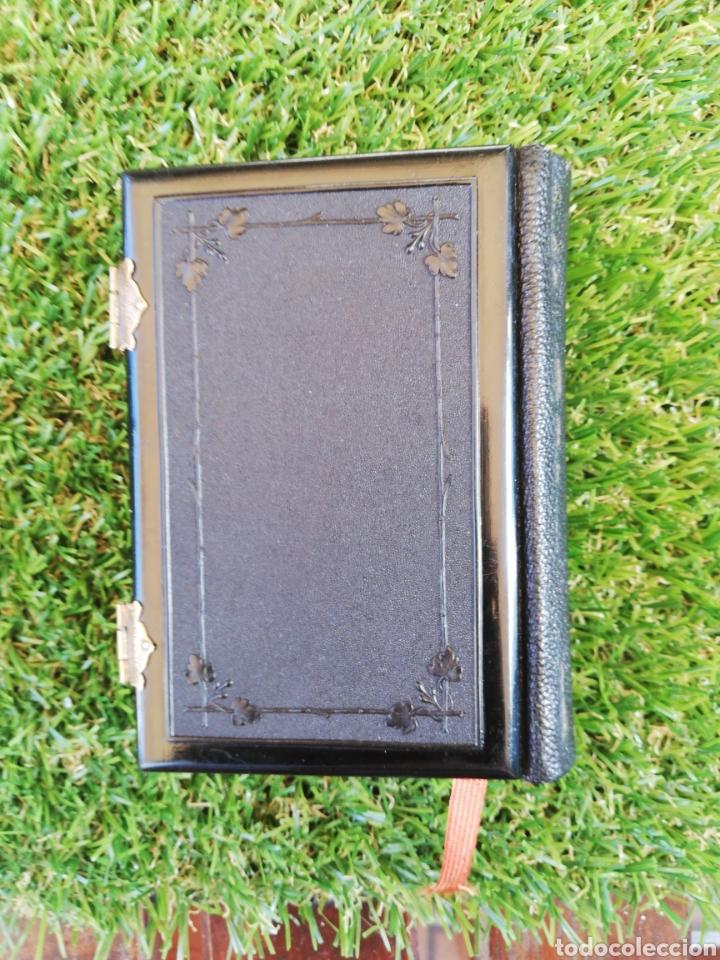 Libros antiguos: MISAL OFICIO DIVINO PARA TODOS LOS DIAS DE FIESTA Y PRECEPTO PARIS 1879. 12x9. 600 pag - Foto 2 - 285585493