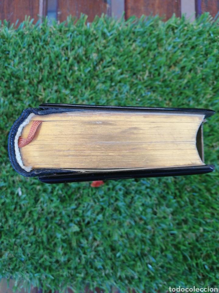 Libros antiguos: MISAL OFICIO DIVINO PARA TODOS LOS DIAS DE FIESTA Y PRECEPTO PARIS 1879. 12x9. 600 pag - Foto 11 - 285585493