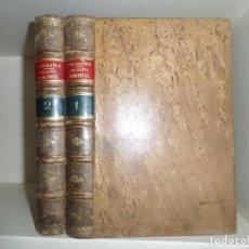 Libri antichi: FILOSOFIA ELEMENTAL - FR. ZEFERINO GONZALEZ - 2 TOMOS AÑO 1894 - DISPONGO DE MAS LIBROS. Lote 285606313