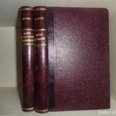 Libri antichi: LLIBRE REVELADOR + LLIBRE DENSENYAMENTS DELECTABLES - 2 TOMOS BIBLIOTECA HEBRAICO CATALANA AÑO 1929. Lote 285609638