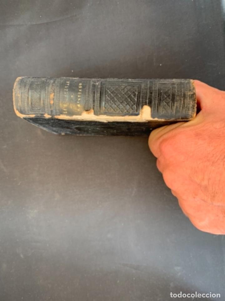 Libros antiguos: LIBRO LA ESPERANZA DEL CRISTIANO DEVOCIONARIO 1881 - Foto 2 - 285764533