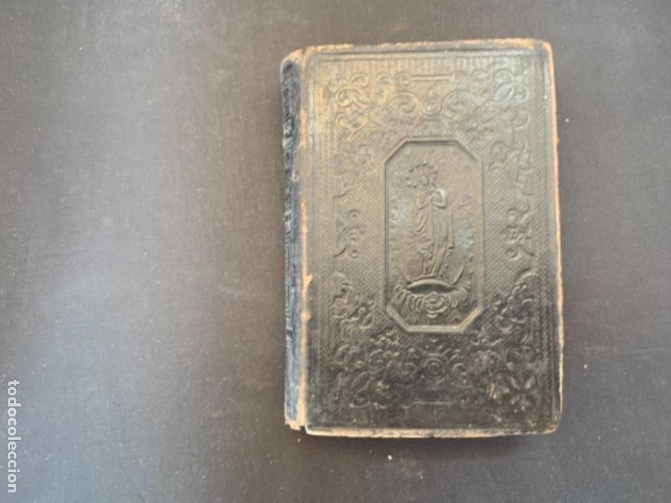 Libros antiguos: LIBRO LA ESPERANZA DEL CRISTIANO DEVOCIONARIO 1881 - Foto 3 - 285764533