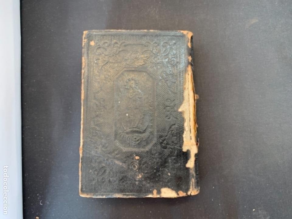 Libros antiguos: LIBRO LA ESPERANZA DEL CRISTIANO DEVOCIONARIO 1881 - Foto 9 - 285764533