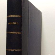 Libros antiguos: ENCUADERNACIÓN CON 3 OBRAS CON EL TEMA RELIGION. 1.ªS EDICIONES. EN PORTUGUÉS.. Lote 286302063