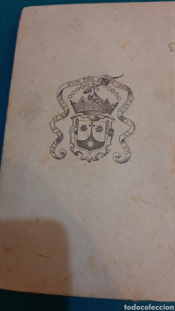 Libros antiguos: UNA ROSA DESHIJADA SANTA TERESINA DEL NIÑO JESÚS CARMELITA 1925 Buen estado - Foto 7 - 286319433