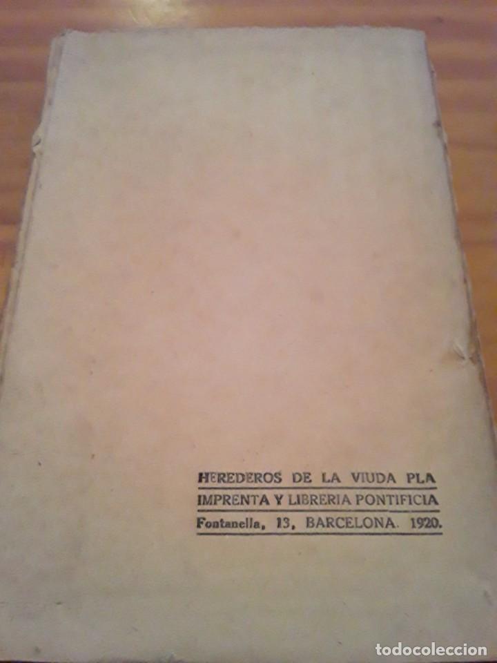 Libros antiguos: CONFERENCIAS PARA SEÑORAS P.J.CONEJOS DE LA COMPAÑIA DE JESUS.TOMO II.IMP.Y LIBRERIA PONTIFICIA.1920 - Foto 3 - 286617353