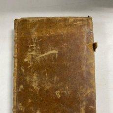 Libros antiguos: TABLEAU HISTORIQUE ET PHILOSOPHIQUE DE LA RELIGION. PARIS, 1784. PAGS: 552. EN FRANCES.. Lote 286622638
