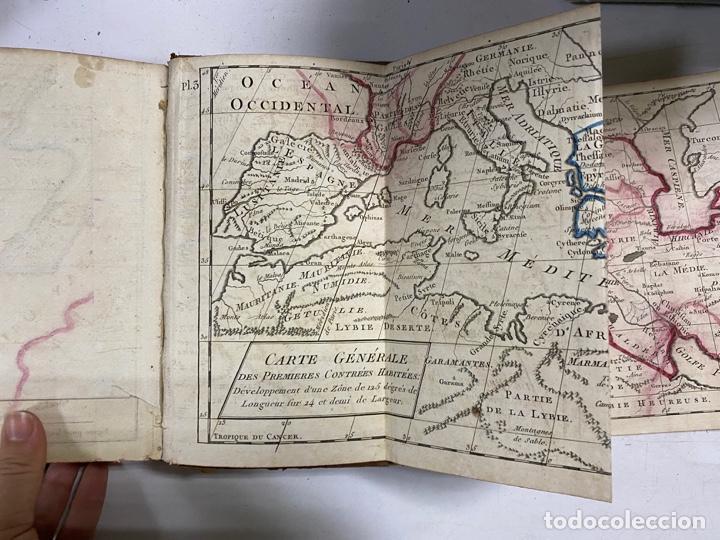 Libros antiguos: TABLEAU HISTORIQUE ET PHILOSOPHIQUE DE LA RELIGION. PARIS, 1784. PAGS: 552. EN FRANCES. - Foto 8 - 286622638