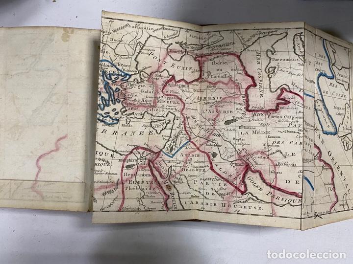 Libros antiguos: TABLEAU HISTORIQUE ET PHILOSOPHIQUE DE LA RELIGION. PARIS, 1784. PAGS: 552. EN FRANCES. - Foto 9 - 286622638