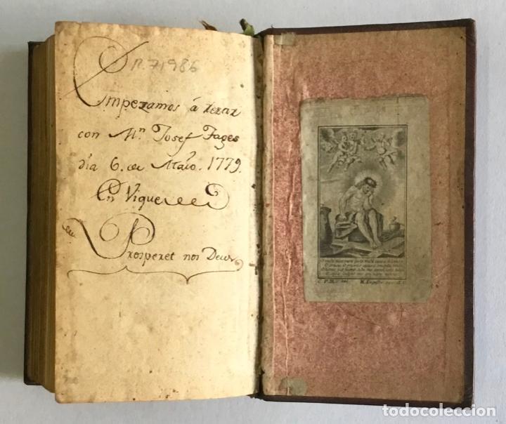 Libros antiguos: BREVIARIUM ROMANUM EX DECRETO SACROSANCTI... - [BREVIARIO.] 1749 - Foto 11 - 287218133