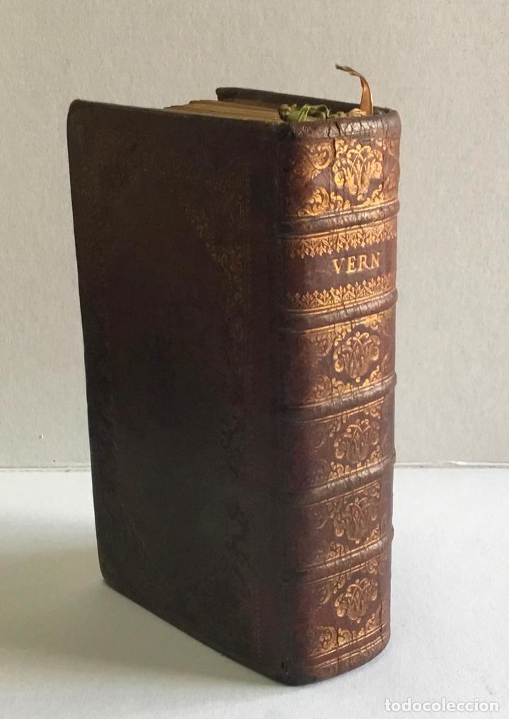 BREVIARIUM ROMANUM EX DECRETO SACROSANCTI... - [BREVIARIO.] 1749 (Libros Antiguos, Raros y Curiosos - Religión)