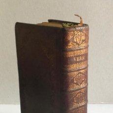 Libros antiguos: BREVIARIUM ROMANUM EX DECRETO SACROSANCTI... - [BREVIARIO.] 1749. Lote 287218133