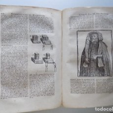 Libros antiguos: LIBRERIA GHOTICA. BERNARDO LAMY.COMMENTARIUS IN HARMONIAM SIVE CONCORDIAM.1699.PERGAMINO. Lote 287726493