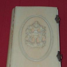 Libros antiguos: MISAL OFICIO DIVINO SIGLO XIX. Lote 287842658