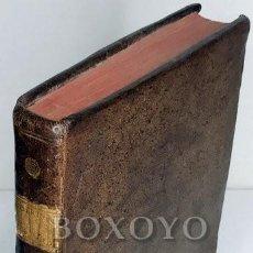 Libros antiguos: INSTRUCCIÓN PASTORAL DEL ARZOBISPO DE LEÓN [LYON] SOBRE EL ORIGEN DE LA INCREDULIDAD. 1784. Lote 288172638