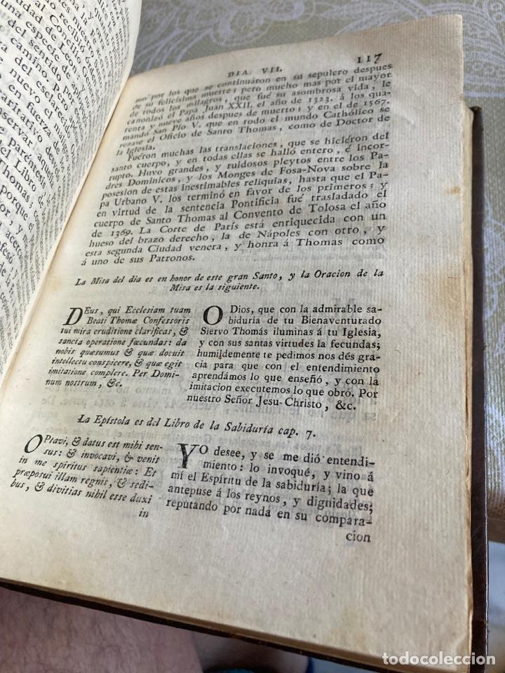 Libros antiguos: Lote de 2 libros año cristiano 1795, primera edición - Foto 9 - 288338918