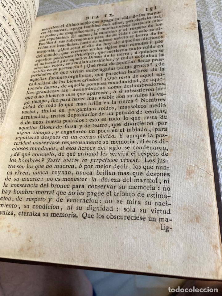 Libros antiguos: Lote de 2 libros año cristiano 1795, primera edición - Foto 15 - 288338918