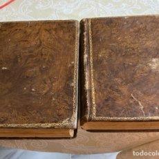 Libros antiguos: LOTE DE 2 LIBROS AÑO CRISTIANO 1795, PRIMERA EDICIÓN. Lote 288338918