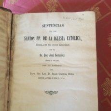 Libros antiguos: CUENCA 1896 JOSÉ GONZÁLEZ. Lote 288377918