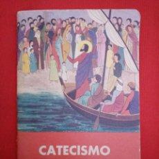 Livros antigos: CATECISMO, SEGUNDO GRADO, TEXTO NACIONAL, 1962. Lote 288461298