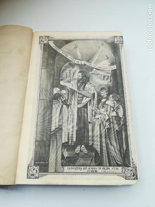 Libros antiguos: SAGRADA BIBLIA. FELIX TORRES AMAT. DIVISIONES PREPARADAS POR SEVERIANO DEL PÁRAMO. 1928. MADRID - Foto 2 - 288898683