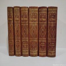 Libros antiguos: SANTA BIBLIA ANTIGUO Y NUEVO TESTAMENTO AÑO 1878 FELIPE SCIO. Lote 288976668