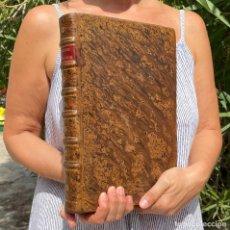 Libros antiguos: AÑO 1779 - CONCILIO DE TRENTO - LIBROS PROHIBIDOS - SACROSANCTUM OECUMENICUM CONCILIUM TRIDENTINUM -. Lote 289296933