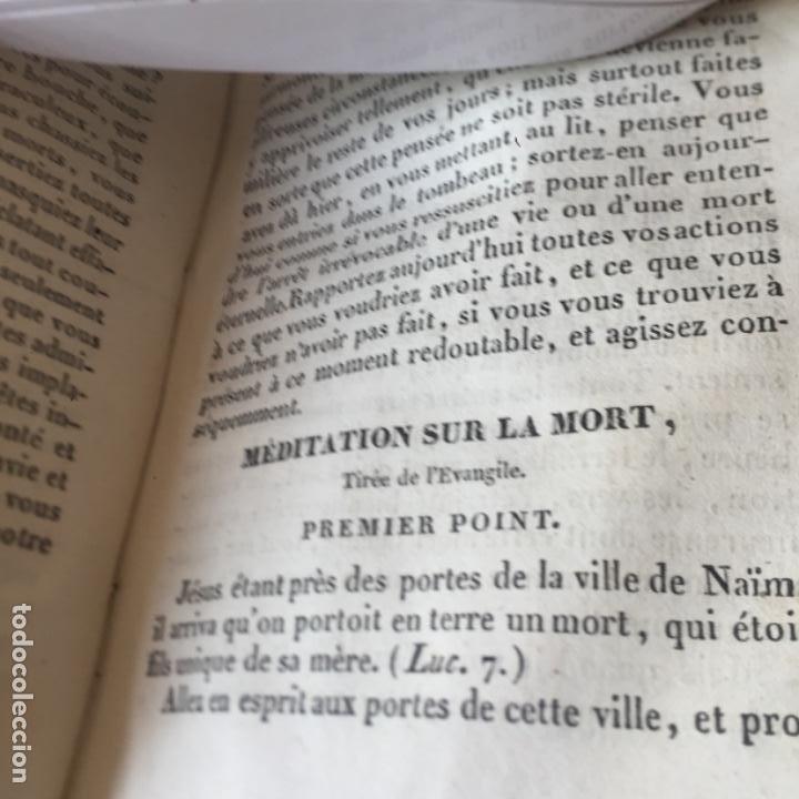 Libros antiguos: Conduits pour passer saintement Le temps su Carême par RPAvrillon 1830 - Foto 8 - 289716898