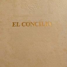 Libros antiguos: LIBRO EL CONCILIO VATICANO LO. Lote 293421463