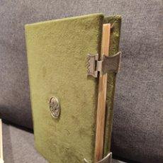 Livros antigos: LIBRO FACSÍMIL GRANDES HORAS DE ROUEN,GRABADOS, ASTROLOGÍA, ZODIACO. Lote 293809043