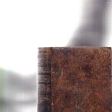 Libros antiguos: EGERCICIO COTIDIANO DE DIFERENTES ORACIONES....PARA LA SANTA MISA - D. MANUEL MARTIN / VALENCIA 1850. Lote 295044553