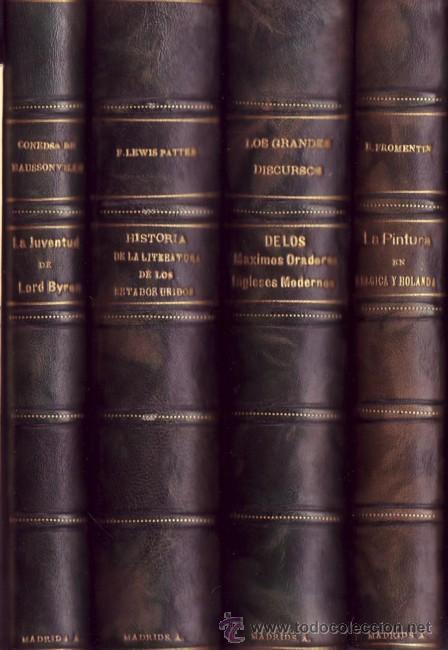 Libros antiguos: Los grandes discursos de los máximos oradores ingleses. Sullivan, Cockburn, Sheil, Cobder, Morley, - Foto 2 - 26852264