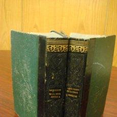 Libros antiguos: COSTUMBRES DE LA INDIA ORIENTAL, INSTITUCIONES Y CEREMONIAS DE LOS PUEBLOS. 1829, 2 TOMOS . Lote 32450458