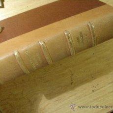 Libros antiguos - CONCEPCION ARENAL - ESTUDIOS PENITENCIARIOS – TOMO SEXTO -1895 - 39408749