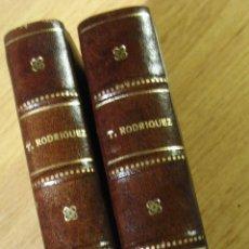 Libros antiguos: LA LIBERACION DEL OBRERO - TEODORO RODRIGUEZ. Lote 39564833