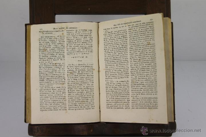 Libros antiguos: 4188- COMPENDIUM SALMANTICENSE. ANTONIO S. JOSEPH. EDIT. SUPREMIS CASTELLAE SENATUS. 3 V. 1817. - Foto 4 - 40985146