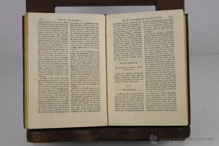 Libros antiguos: 4188- COMPENDIUM SALMANTICENSE. ANTONIO S. JOSEPH. EDIT. SUPREMIS CASTELLAE SENATUS. 3 V. 1817. - Foto 5 - 40985146