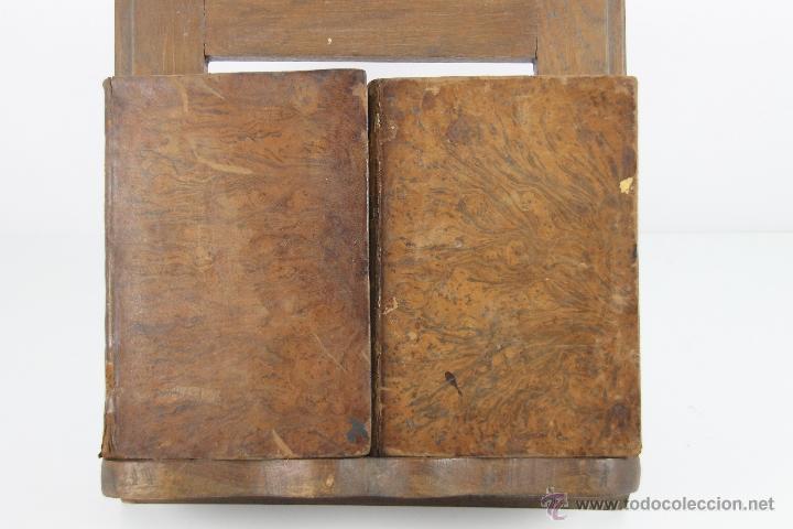 Libros antiguos: 4188- COMPENDIUM SALMANTICENSE. ANTONIO S. JOSEPH. EDIT. SUPREMIS CASTELLAE SENATUS. 3 V. 1817. - Foto 6 - 40985146