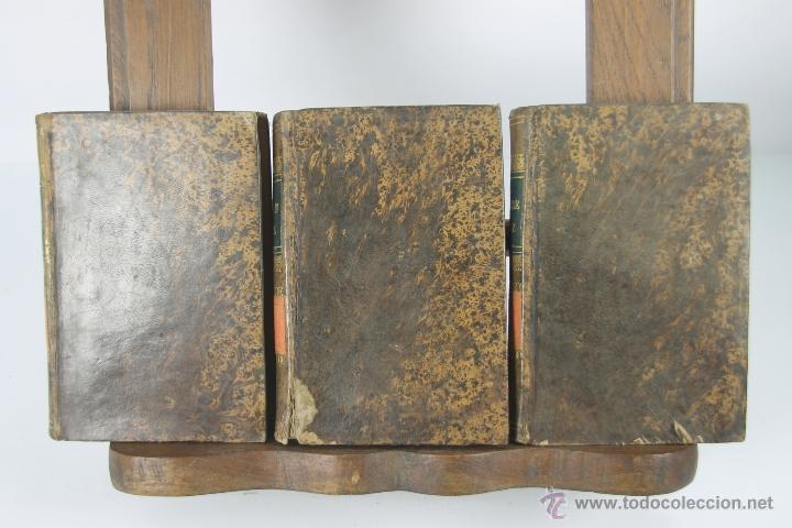 Libros antiguos: D-051. EL HOMBRE FELIZ INDEPENDIENTE DEL MUNDO.TEODORO DE ALMEIDA. IMP. BENITO CANO, 1786. 3 VOL. - Foto 5 - 41722455
