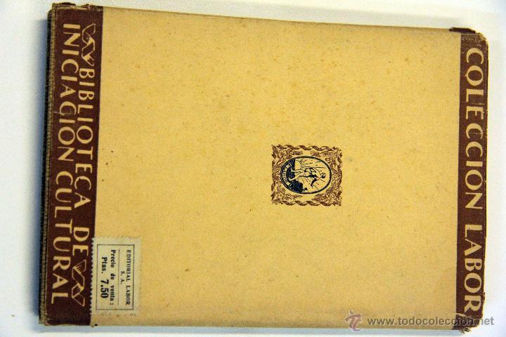 Libros antiguos: SOCIOLOGÍA, COLECCIÓN LABOR. 1932 - Foto 4 - 45252416
