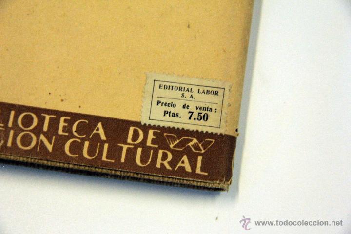 Libros antiguos: SOCIOLOGÍA, COLECCIÓN LABOR. 1932 - Foto 5 - 45252416