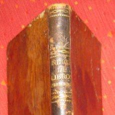 Libros antiguos: LEÓN CARBONERO. ÍNDICE DE LIBROS PROHIBIDOS... 1880. Lote 46763172